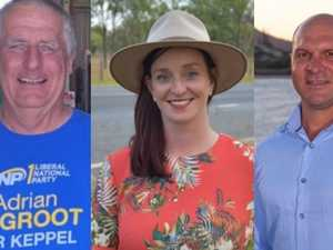 REVEALED: Where Keppel candidates sit on vote card