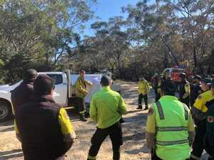 Richmond Valley bushfire under control