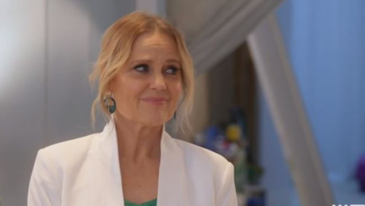 Shaynna Blaze wasn't too happy.