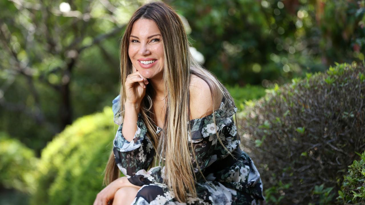 Relationship expert Samantha Jayne. Picture: Tara Croser.