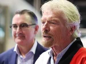 Virgin boss turns to Branson in fight for survival