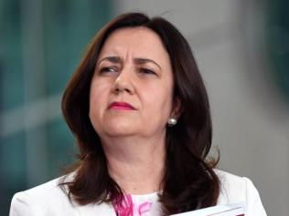 Annastacia Palaszczuk has announced seven new satellite hospitals across Queensland, in what she described as an Australian first.