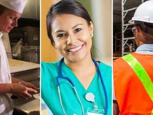 WANTED: Nurses, tradies and chefs needed in region