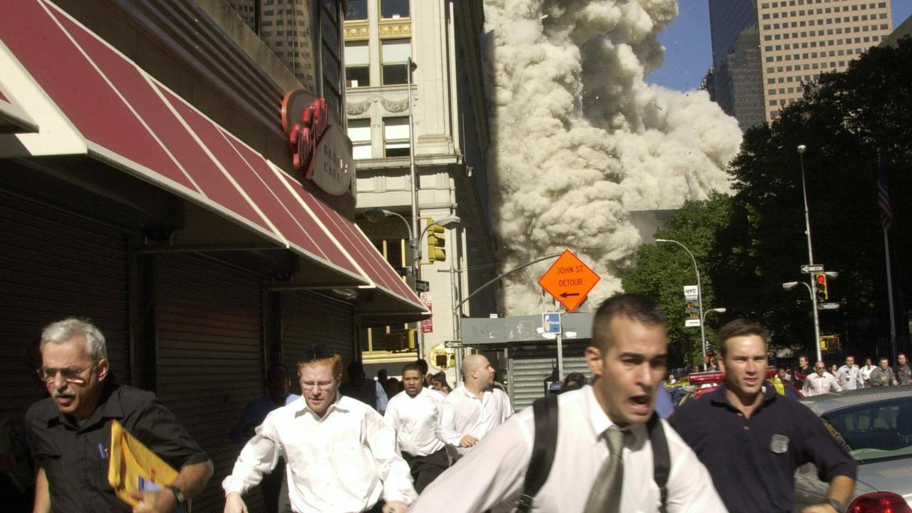 It was the terror event which changed the world. The fear and horror on the faces of New Yorkers running from the World Trade Centre on September 11, 2001 after catastrophic plane attacks, summed up that of people around America and the world as they grappled to comprehend the scale of the co-ordinated terrorist attacks by al-Qaeda