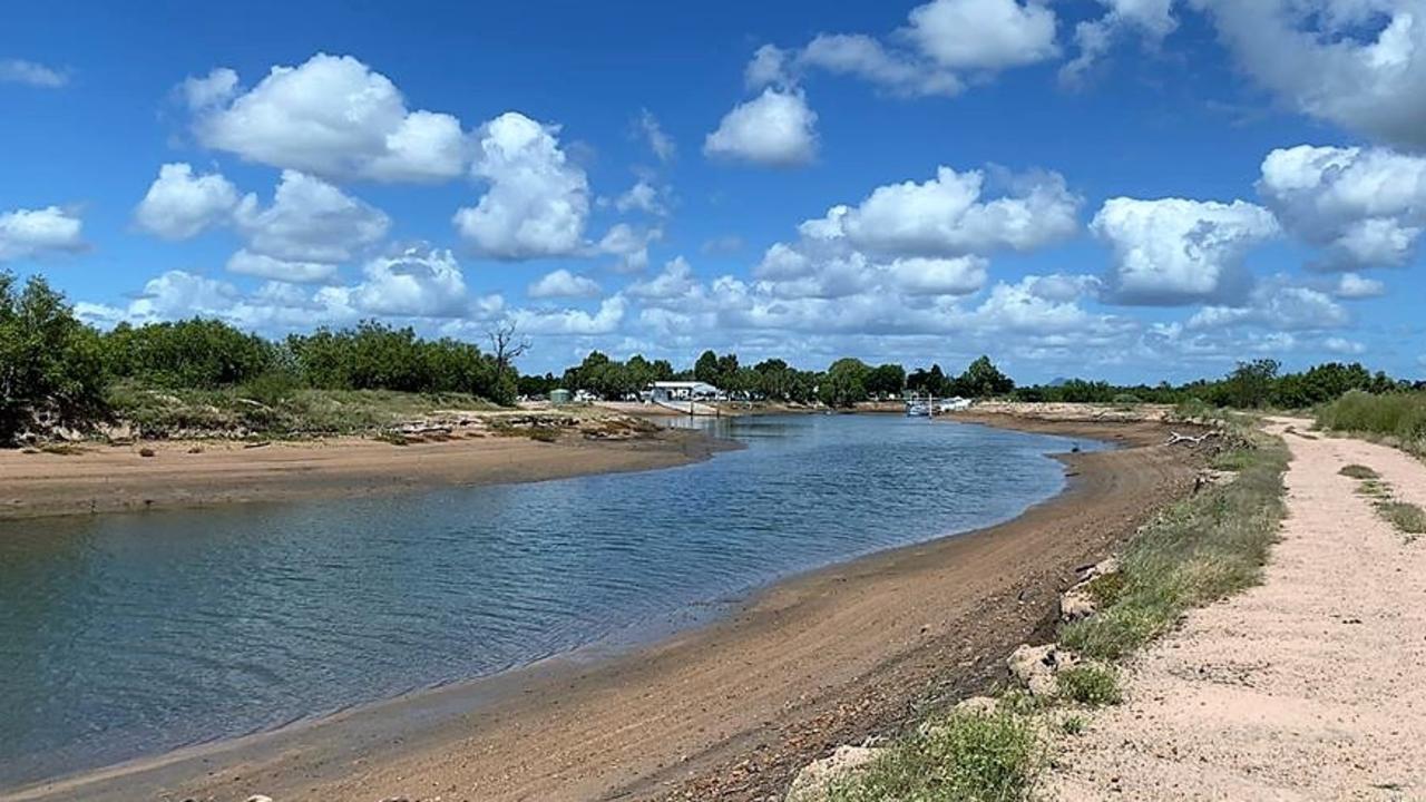 Molongle Creek. Picture: SUPPLIED
