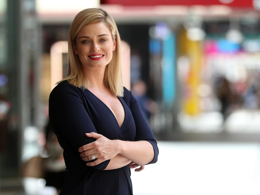 National Retail Association CEO Dominique Lamb suggested online buyers pay a little extra for parcel tracking or Express Post to avoid disappointment. Picture: Peter Wallis