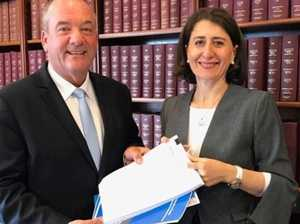 Defiant Gladys to ride storm despite backbench unrest