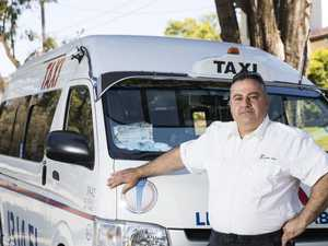 '$8 an hour': Sydney cabbie's COVID plight