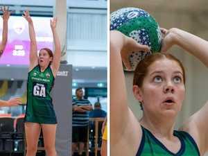 Dalby netball talent sets eyes on states