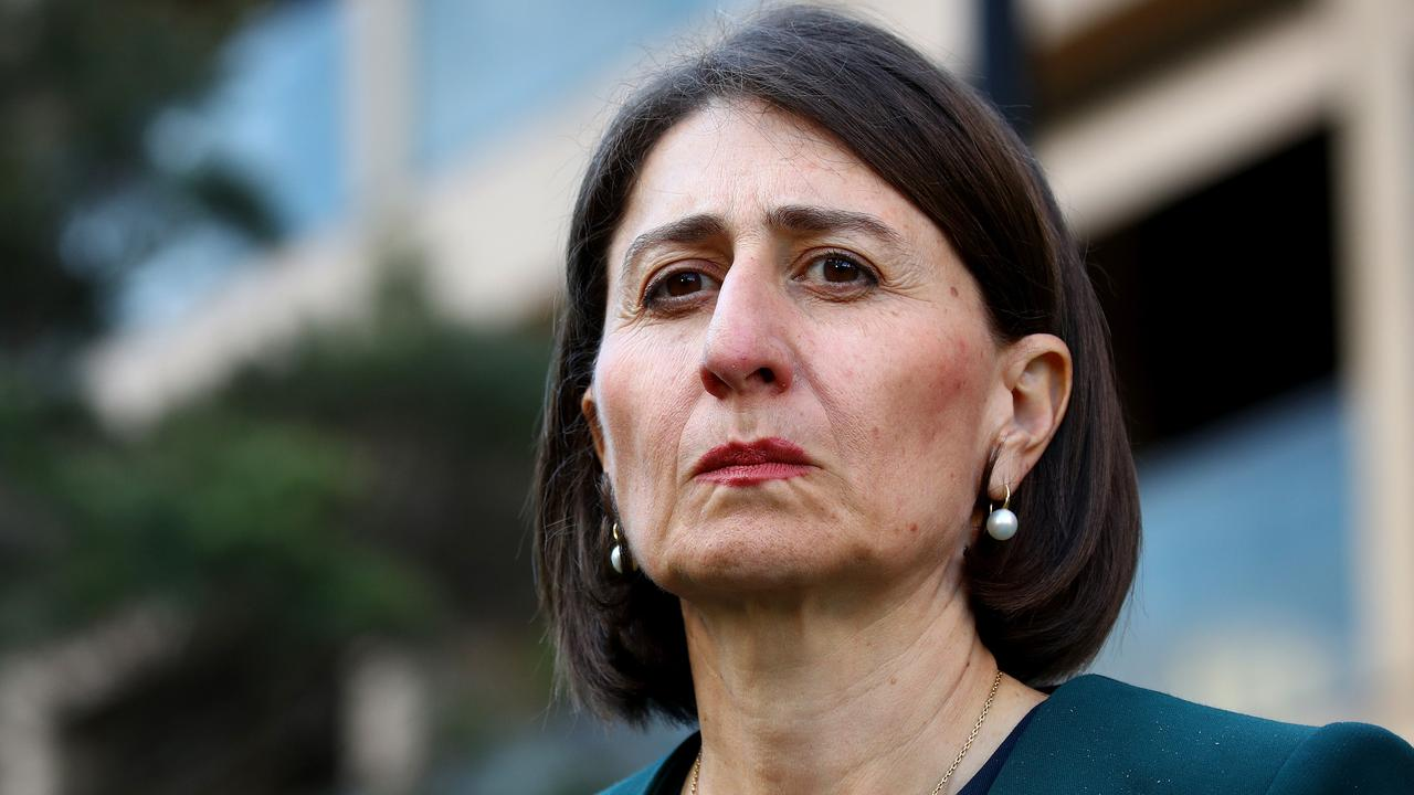 "Premier Gladys Berejiklian told ex-boyfriend Daryl Maguire she ""didn't need to know"" about his business deals. Picture: Toby Zerna"