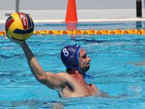 PHOTOS: Water polo talents make a splash