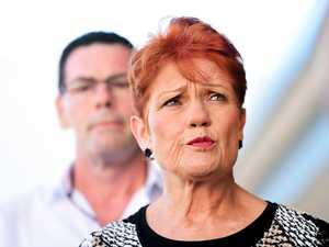Hanson slams 'discriminatory' scheme