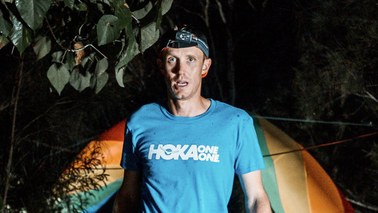 Whitsunday Running Club member Chris Murphy will take part in the Big Dog Backyard Ultra this weekend. Picture: Joe Fletcher