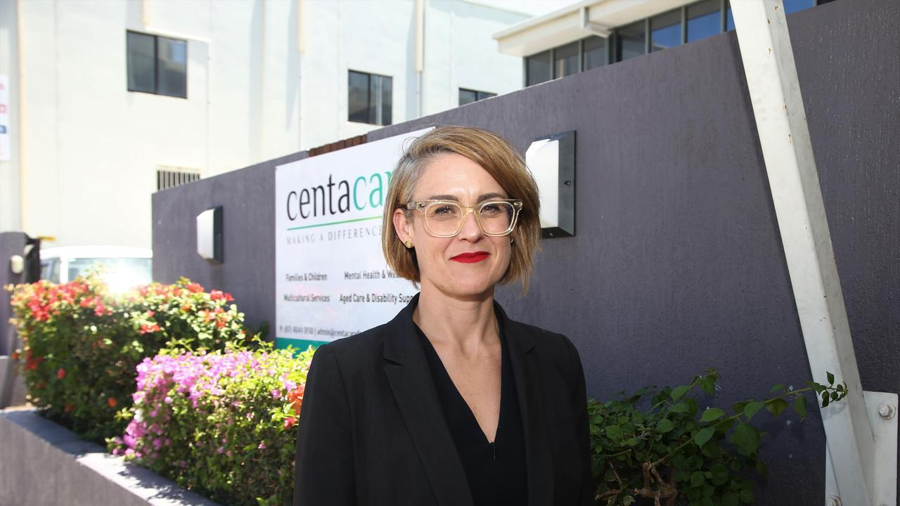 Queensland Council of Social Service CEO Aimee McVeigh. Picture: PETER CARRUTHERS