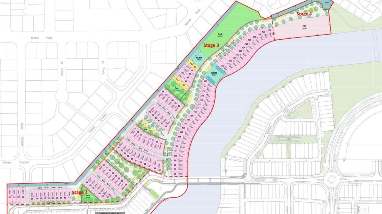 PLANS: Recently revised plans have been submitted for the final stage of Sunshine Cove.