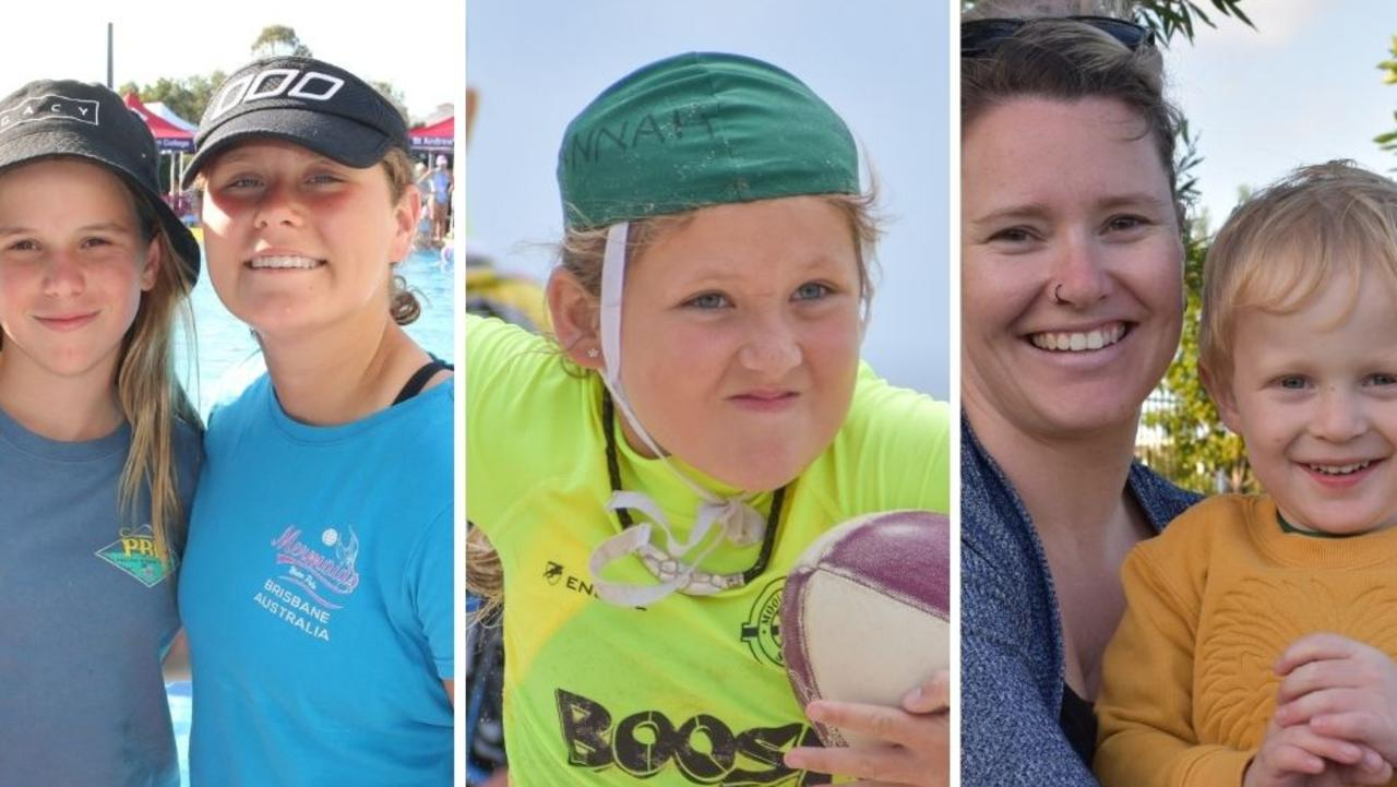 It was an epic weekend for sporting events on the Sunshine Coast.