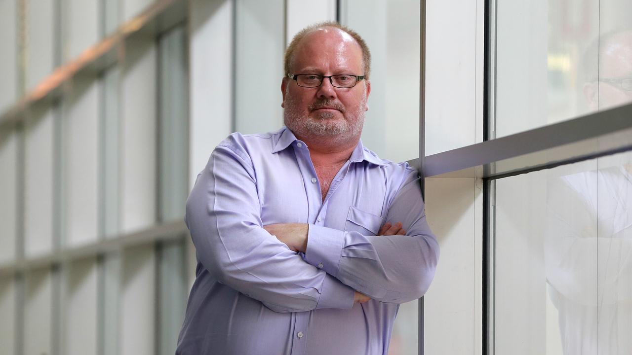 United Workers Union Queensland secretary Gary 'Blocker' Bullock. Picture: Peter Wallis