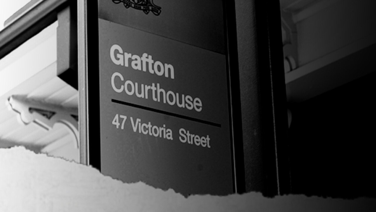 Five men are appearing in Grafton district court today.