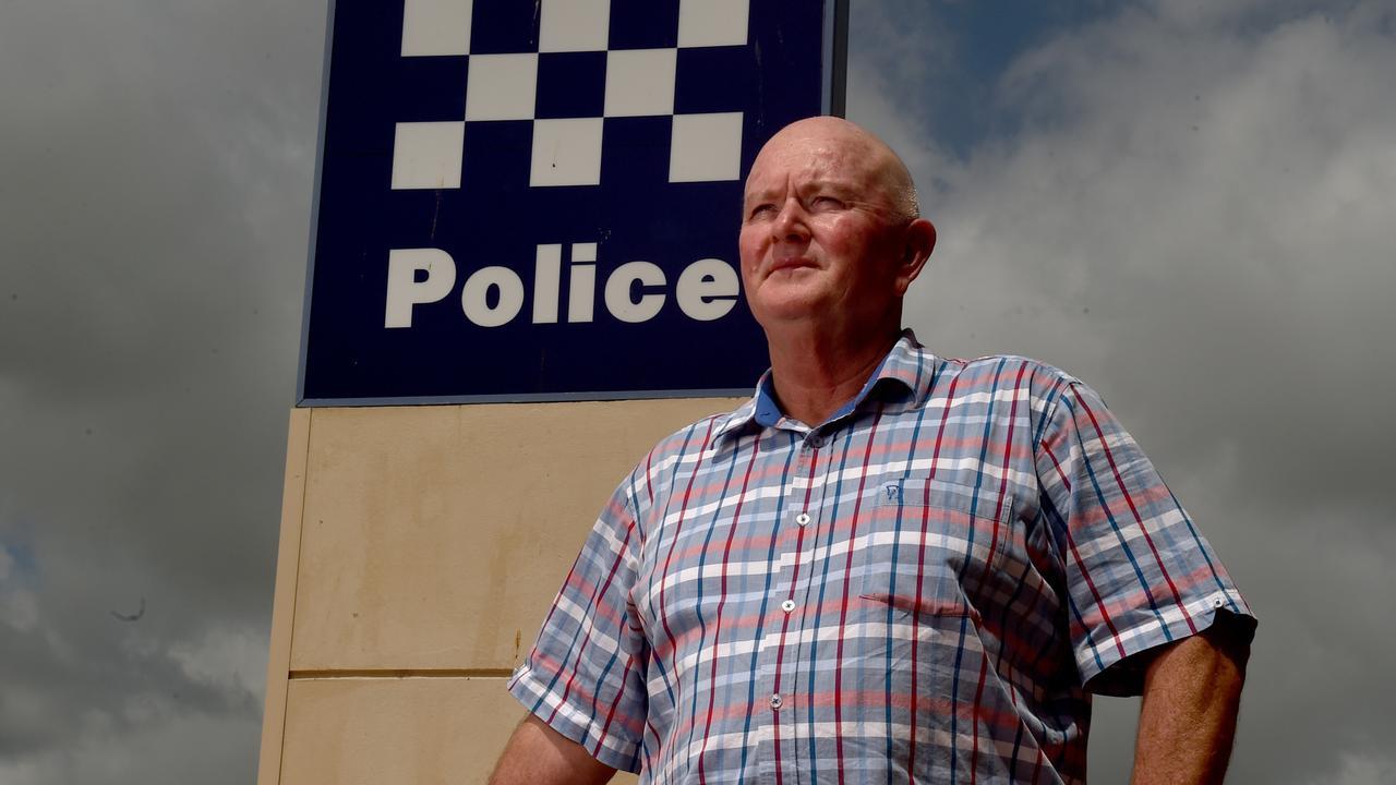 Ayr CIB Detective Gavin Neal. Picture: Evan Morgan