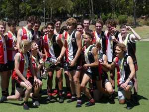 AFL WRAP: Young-guns point to bright Saints future