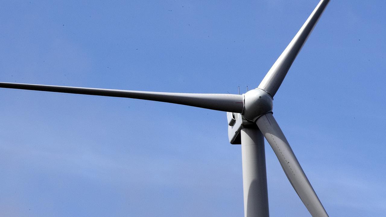 Wind Farm. Picture Chris Kidd