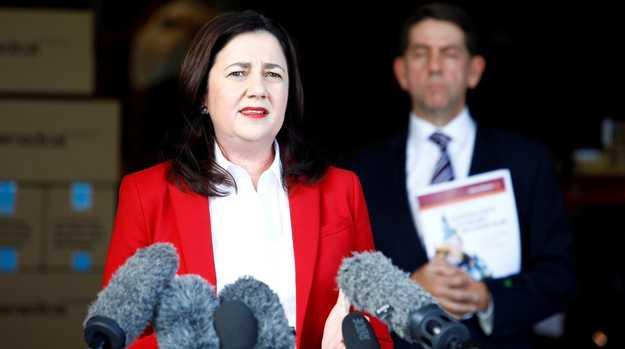 Premier Palaszczuk officially calls election, touting an 'economic focus' for Labor