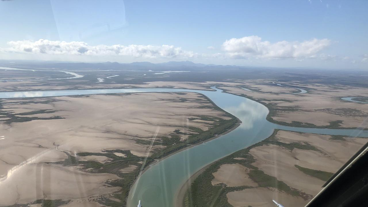 A Helicopter was called to a crash at Tannum Sands on October 10, 2020. Photo: RACQ Capricorn Helicopter Rescue.
