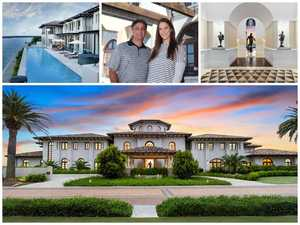Top 50 Homes: Family man behind Qld's mega-mansion