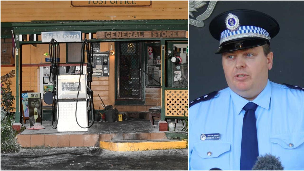 """Detective Acting Inspector Aaron Van Schaik said police """"hold concerns"""