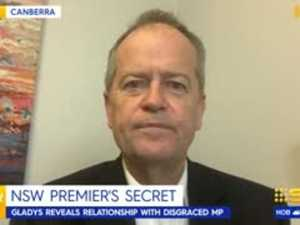 Shorten says what we're all thinking