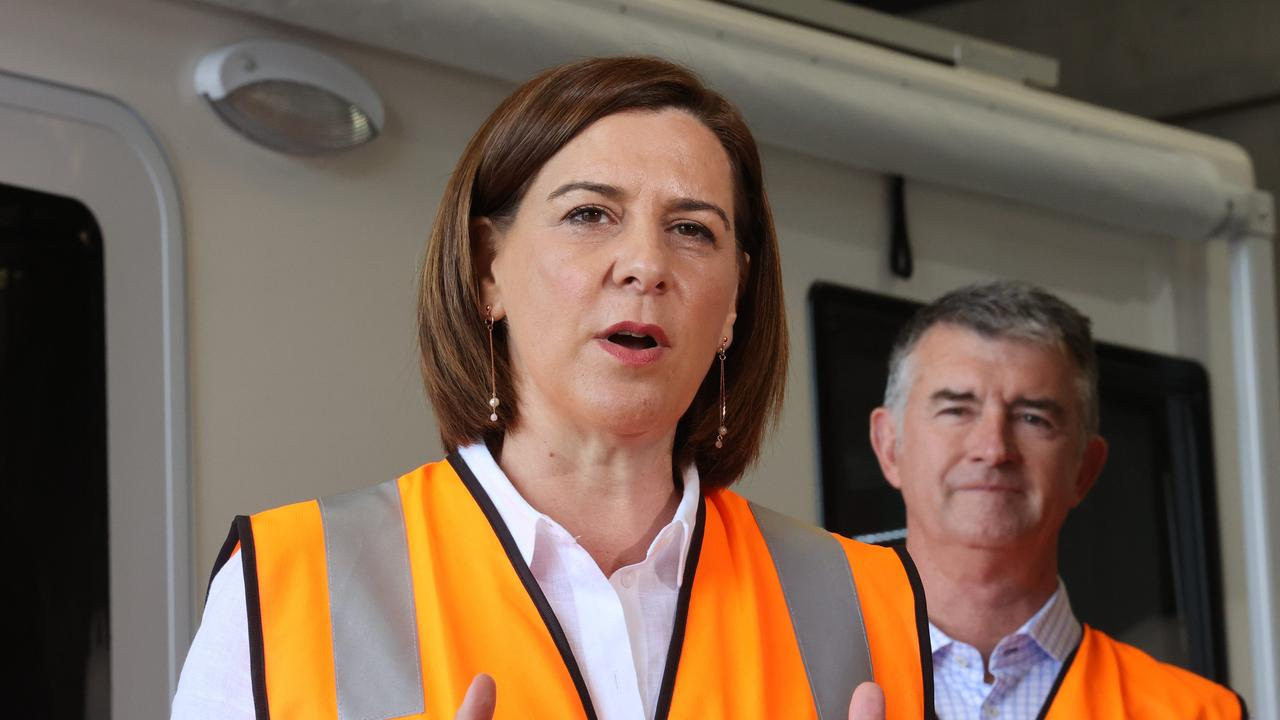 Queensland LNP leader Deb Frecklington denies any wrongdoing. Picture: NCA NewsWire / Sarah Marshall