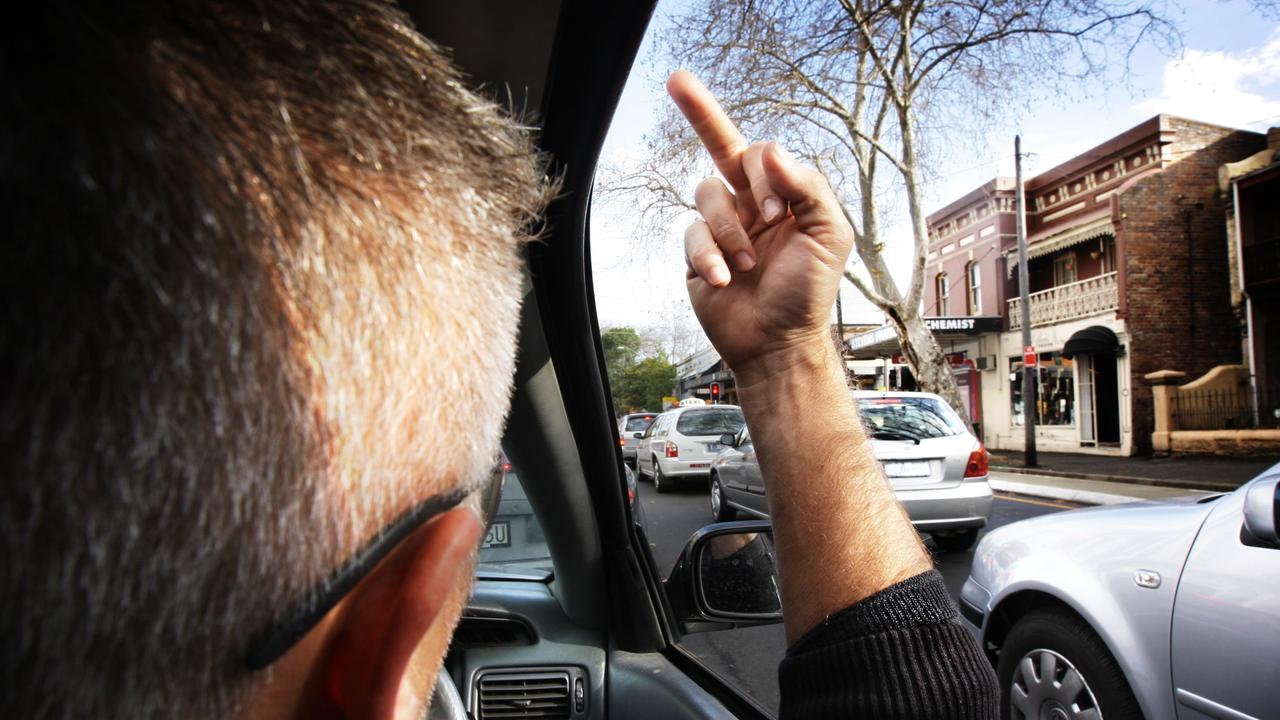 A man was arrested for contravening a police banning notice after he was banned from the Safe Night Precinct for swearing and gesturing his middle finger. Picture: File