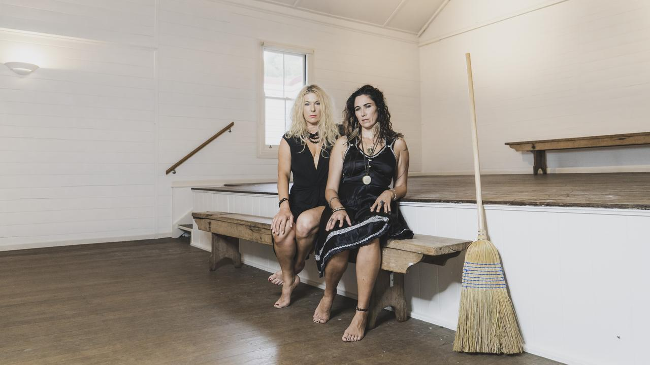 Singer-Songwriter Aine Tyrrell and Mandy Nolan joins forces to present the Country Witches show for the first time at the Regent Theatre, in Murwillumbah, drawing down on the themes and traditions of Bealtaine.