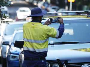 LOOK OUT: Full-time parking inspector coming soon