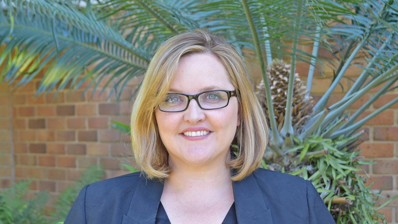 Lismore City Council's new executive director of corporate services, Kate Webber.