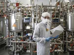 How Australia's coronavirus vaccine will be made
