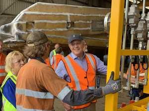 CQ VISIT: Prime Minister drums up support for COVID recovery