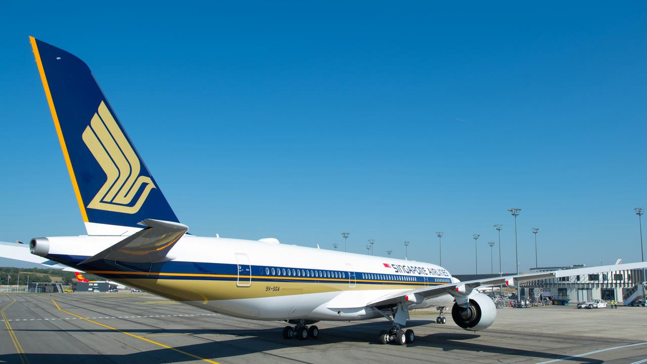 The travel bubbles could mean quarantine free holidays. Picture: Singapore Airlines