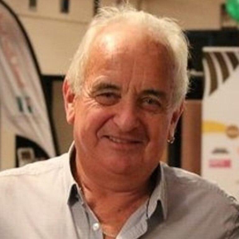 Tasmanian paedophile nurse James Geoffrey Griffin.