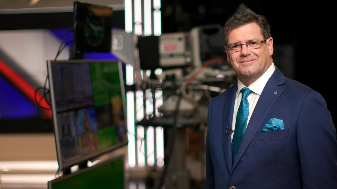 Peter Gleeson will moderate the Whitsunday debate.