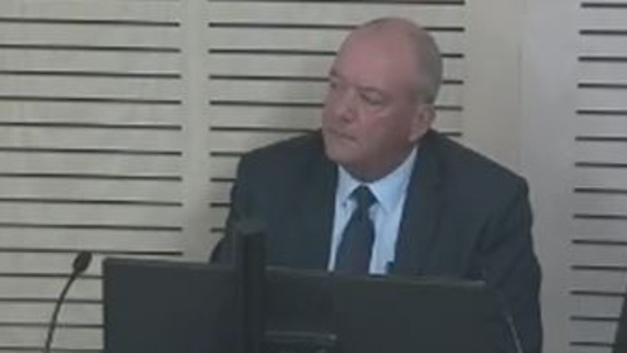 Daryl Maguire fronting ICAC on Wednesday.