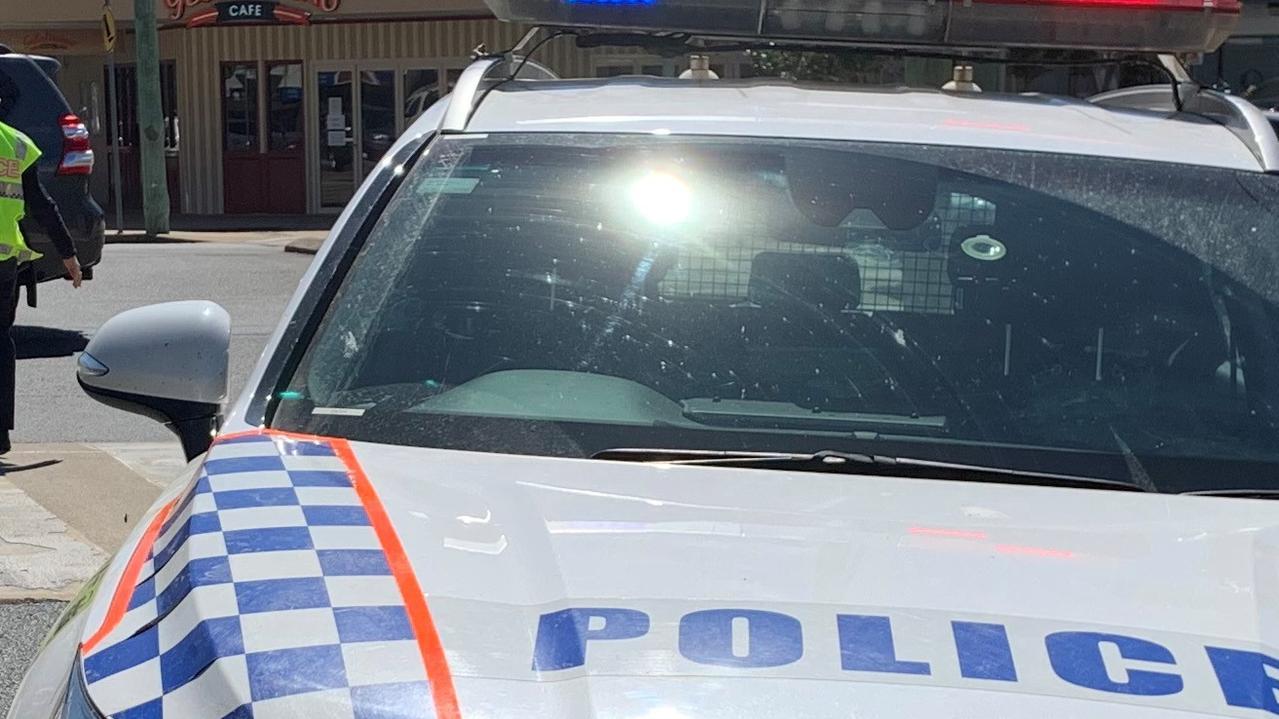 Police were called to a street brawl at Biloela. File photo.