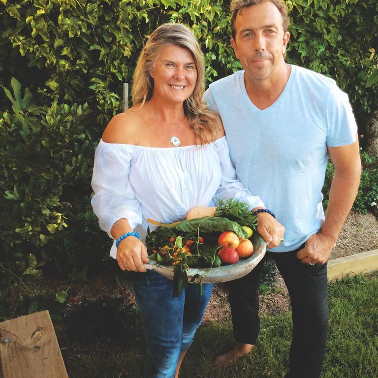 Murwillumbah's Nutraorganics business owners Mark and Darlene Powell