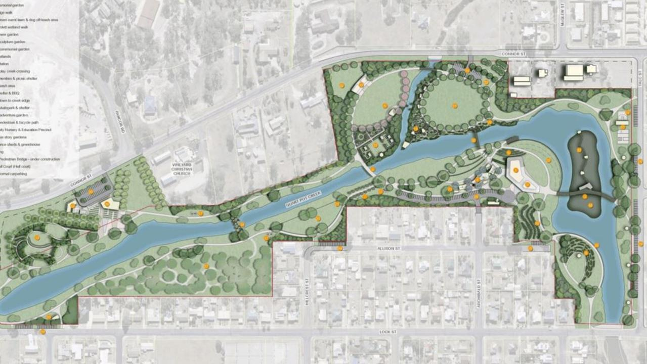 $47M GARDEN: Plans for the Stanthorpe Botanical Gardens have been unveiled, dividing SDRC councillors as to the cost.