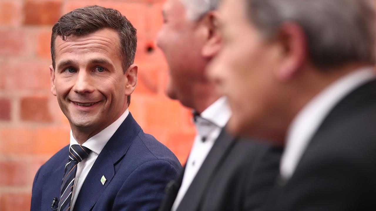 ACT Leader David Seymour could be the new kingmaker in NZ politics. Picture: Fiona Goodall/Getty Images.