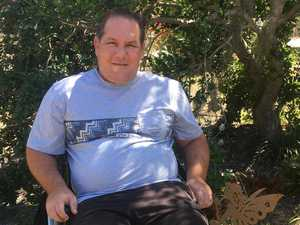 How NDIS support helped save Bundy man's life