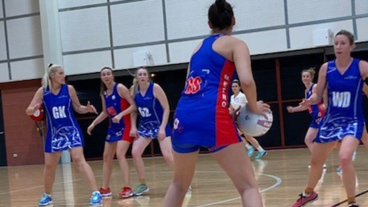 The Goodna Sapphires are on target for another SEQ Cup title.