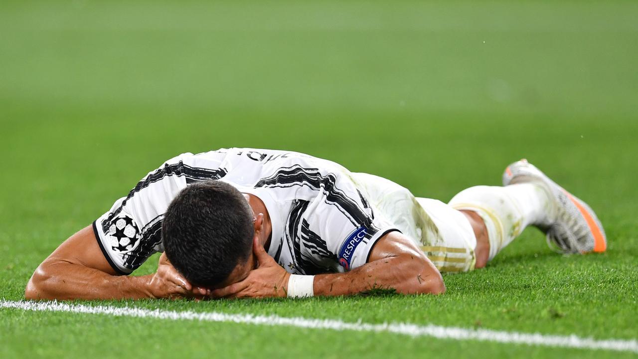 Cristiano Ronaldo has COVID-19. (Photo by Valerio Pennicino/Getty Images)