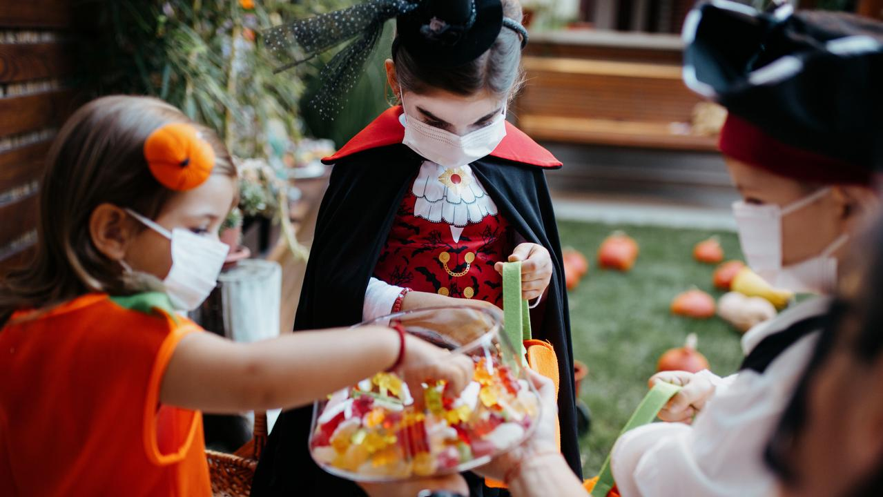 Trick or treating will look very different this year. Picture: iStock