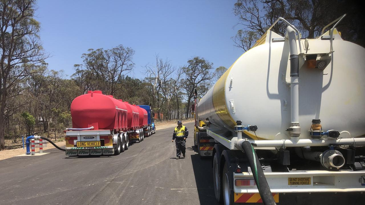 ON THE CARDS: The water carting plan could see rural residents receive their own potable water supply. Photo: Southern Downs Regional Council.